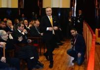 ALİ SAMİ YEN - Mustafa Cengiz Açıklaması 'Dostane Havayı Eleştirerek Bozulmasını İstemiyorum'