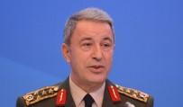 RUSYA FEDERASYONU - Orgeneral Akar, Rus Ve ABD'li Mevkidaşlarıyla Görüştü