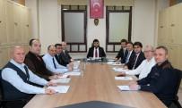 HIZMET İŞ SENDIKASı - Osmangazi'de Toplu İş Sözleşmesi Görüşmeleri Başladı
