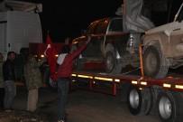 ÖSO Doçkalarıyla Afrin Sınırında