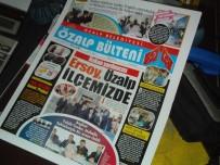 ÖZALP BELEDİYESİ - Özalp Belediyesi Haber Bültenini Yayın Hayatına Başladı