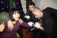 ELEKTRONİK KELEPÇE - Şanlıurfa'da İlk Kez Uygulanan Proje İle Engeliler Daha Güvende