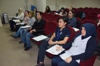 BEBEK BAKIMI - Özel Ümit Hastanesi'nde Hamilelik Eğitimleri Devam Ediyor