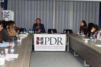 ADNAN MENDERES ÜNIVERSITESI - PDR Derneği Aydın Şubesi Çalışmalara Başladı