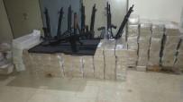 Polis Kargoda 115 Adet Av Tüfeği Ele Geçirdi