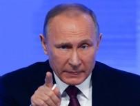 Rusya'dan 'Zeytin Dalı Harekatı'na ilk tepki