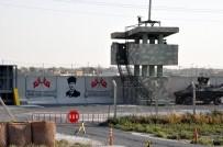 Şanlıurfa Sınırındaki Resulayn, Telabyad Ve Kobani'de Sessizlik Hakim