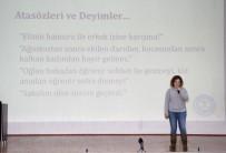 AİLE DANIŞMA MERKEZİ - Saruhanlı'da 'Kadına Karşı Şiddete Son' Semineri