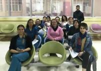 KEMOTERAPI - Servis Hastaları Ve Personel Koroda Buluştu