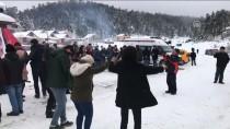 KENDIRLI - Sivas'ta 7. Geleneksel Eğriçimen Yaylası Kış Festivali