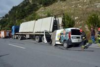 MUSTAFA YıLDıRıM - Söke'de Kaza Açıklaması 1 Ölü
