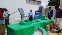 MILLETVEKILI - Somali'den İhlas Vakfı'na Teşekkür
