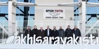 SOSYAL SORUMLULUK - 'Spor Toto Akhisar Stadı Açılıyor'