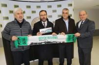 SOSYAL SORUMLULUK - Spor Toto Teşkilatı 10 Yılda 4 Bin Tesis Kazandırdı