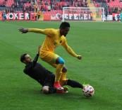TFF 1. Lig Açıklaması Eskişehirspor Açıklaması 1 - İstanbulspor Açıklaması 2
