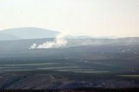 Topçu Birlikleri, Afrın'deki PYD Mevzilerini Vurdu
