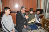 DEREKÖY - Turgutlu'da Afrin İçin Fethi Suresi Okundu