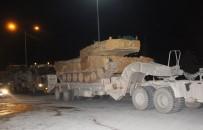 YPG - Türk tankları Suriye'ye geçti