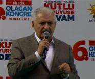 GENÇLİK KOLLARI - 'Türkiye'ye Karşı Husumet İçinde Olanlar...'