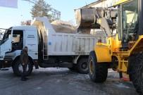 YAĞAN - Varto'da Karlar İlçe Dışına Taşınıyor