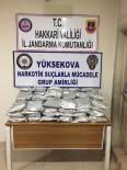 Yüksekova'da 101,5 Kilo Baz Morfin Maddesi Ele Geçirildi