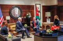 ÜRDÜN - ABD Başkan Yardımcısı Mike Pence Ürdün'de