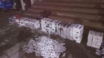 İNCIRLIK - Adana'da 8 Bin 350 Paket Kaçak Sigara Ele Geçirildi