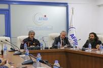 HÜSEYIN KAŞKAŞ - AFAD'ta Acil Durum STK'ları İle Değerlendirme Toplantısı Yapıldı