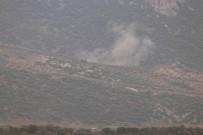 ASKERİ ARAÇ - Afrin'deki PKK/PYD Hedeflerine 2 Top Atışı Yapıldı