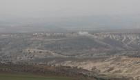 Afrin Sınır Karakolları Yoğun Ateş Altına Alındı