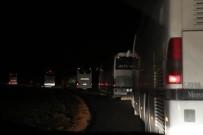 Afrin Sınırında Üst Düzey Askeri Hareketlilik