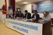 AK Parti Ceylanpınar Gençlik Kolları Kongresi Gerçekleştirildi