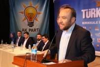 ABDULLAH ÖZTÜRK - AK Parti'li Dağdelen Açıklaması 'Azminiz Bu Ülkenin En Büyük Teminatıdır'