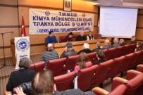 TÜRK MÜHENDIS VE MIMAR ODALARı BIRLIĞI - Albayrak, TMMOB Olağan Genel Kurul Toplantısına Katıldı