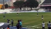 KARAKÖPRÜ - Aydın Büyükşehir Belediyesine Futbolcu Protestosu