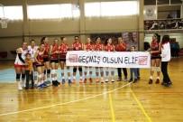 EDIRNESPOR - Ayvalıkgücü Belediyespor, Edirnespor'u 3-0 Mağlup Etti