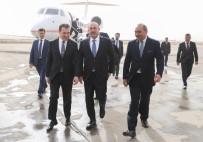 BAĞDAT BÜYÜKELÇİSİ - Bakan Çavuşoğlu Bağdat'ta