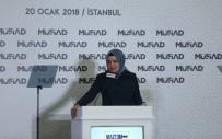 MÜSTAKİL SANAYİCİ VE İŞ ADAMLARI DERNEĞİ - Bakan Fatma Betül Sayan Kaya'dan Zeytindalı Operasyonu Açıklaması