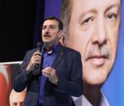 BAYRAK YARIŞI - Bakan Tüfenkci Yeşilyurt Gençlik Kolları Kongresine Katıldı