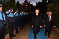 HAKAN ÇAVUŞOĞLU - Başbakan Binali Yıldırım'dan Bilecik Belediyesi Ziyaret