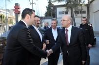 ANONIM - Başbakan Yardımcısı Mehmet Şimşek Özpolat Makina'yı Ziyaret Etti