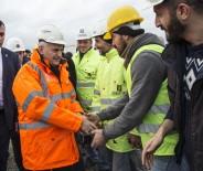 OSMAN GAZİ KÖPRÜSÜ - Başbakan Yıldırım Açıklaması 'Afrin Operasyonu Ekonomiyi Etkilemez'