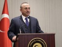 DIŞİŞLERİ BAKANLIĞI MÜSTEŞARI - Dışişleri Bakanı Çavuşoğlu'ndan Fransa'nın BMGK çağrısına yanıt