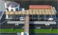 GEÇITLI - Darende'ye Üstgeçitli Terminal Binası