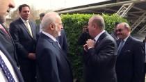 BAĞDAT BÜYÜKELÇİSİ - Dışişleri Bakanı Çavuşoğlu Irak'ta