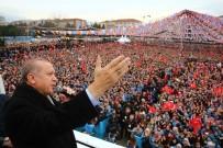 BOŞNAK - Erdoğan'dan Bursa Teşkilatlarına Yeni Hedef