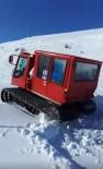 Erzurum'da Snowtracklı Karne Yolculuğu