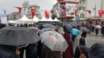 HULUSI ŞAHIN - Esenler'de Düzenlenen Festivalde 5 Ton Kestane İkram Edildi