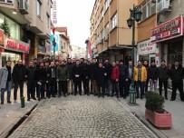 SINIR ÖTESİ - Eskişehir AK Parti Gençlik Kolları Afrin İçin Reşadiye'de Buluştu