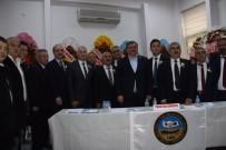 FARUK ÇATUROĞLU - Esnaf Kefalet Kongresinde Tezel Güven Tazeledi
